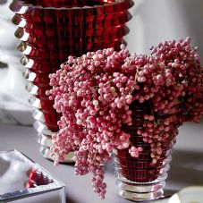 Baccarat Eye Oval Vase 150 - Available in a variety of colours